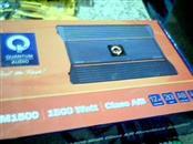 QUANTUM AUDIO Car Amplifier QRM1500